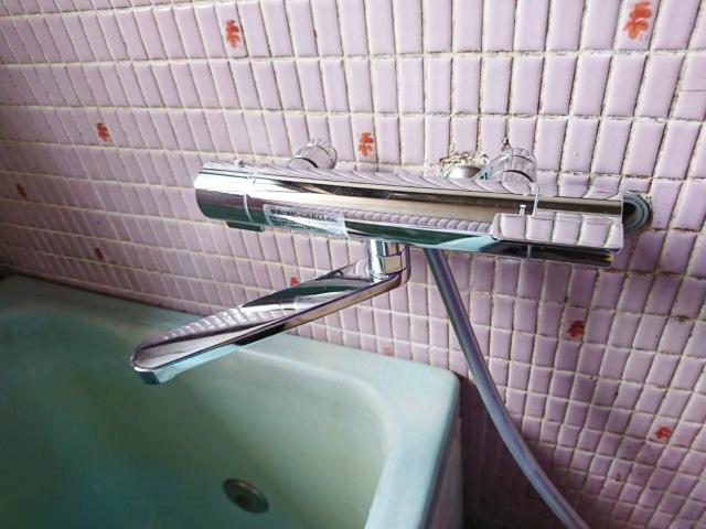 浴室シャワー水栓